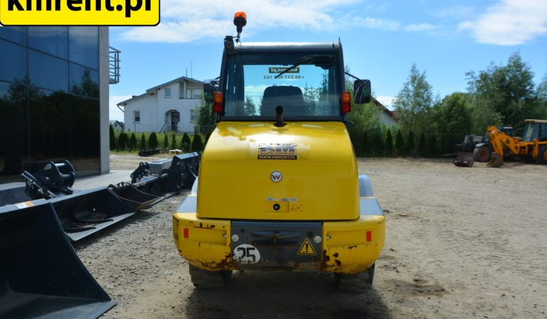 KRAMER 750 ŁADOWARKA KOŁOWA full