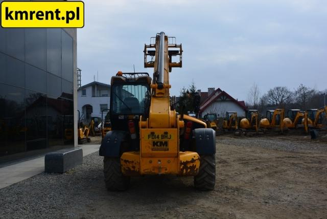 JCB 535-140 ŁADOWARKA TELESKOPOWA full