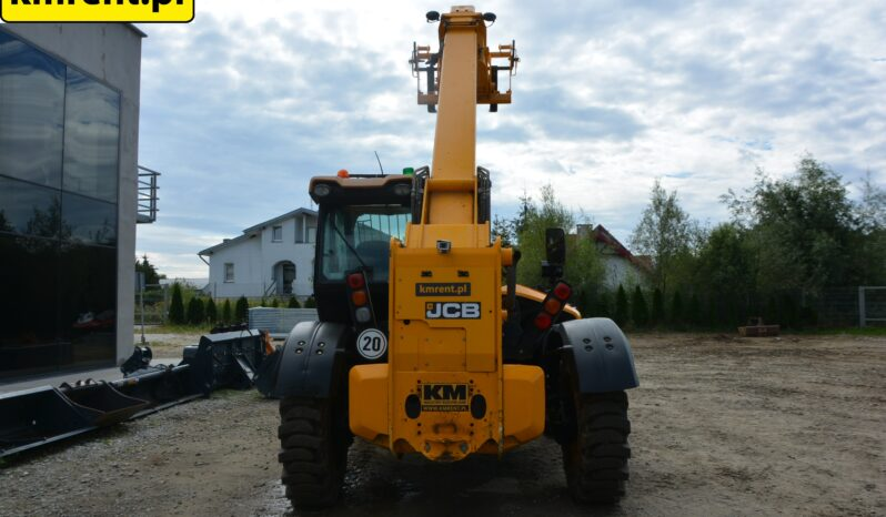 JCB 550-80 ŁADOWARKA TELESKOPOWA full