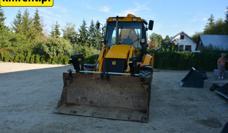 JCB 3CX CONTRACTOR  KOPARKO-ŁADOWARKA full