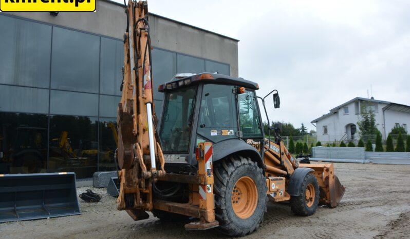 CASE 590 SR-4PS  KOPARKO-ŁADOWARKA full