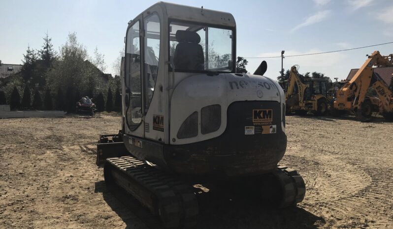 WACKER NEUSON 6003 RD MINI KOPARKA full