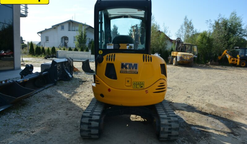 JCB 8025 MINI KOPARKA full