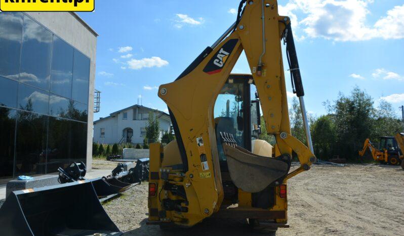 CATERPILLAR 428F2 KOPARKO-ŁADOWARKA full
