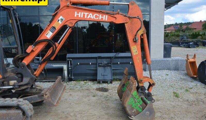 HITACHI ZX27-3 CLR  MINI KOPARKA full