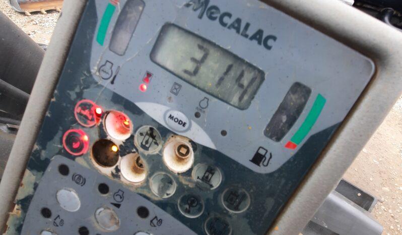 MECALAC 12 MSX KOPARKO-ŁADOWARKA full