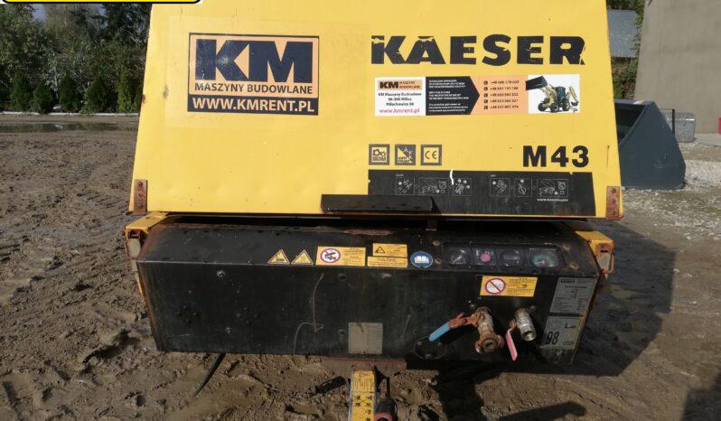 KAESER M43 KOMPRESOR full