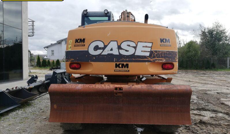 CASE WX145 KOPARKA KOŁOWA full