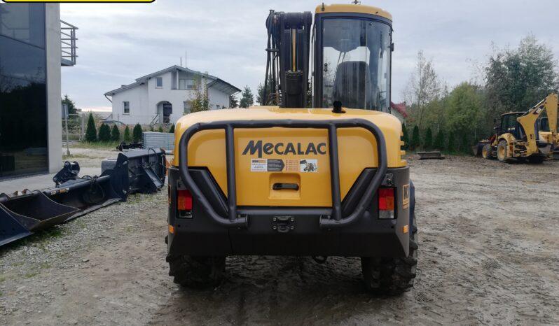 MECALAC 12MSX KOPARKO-ŁADOWARKA full