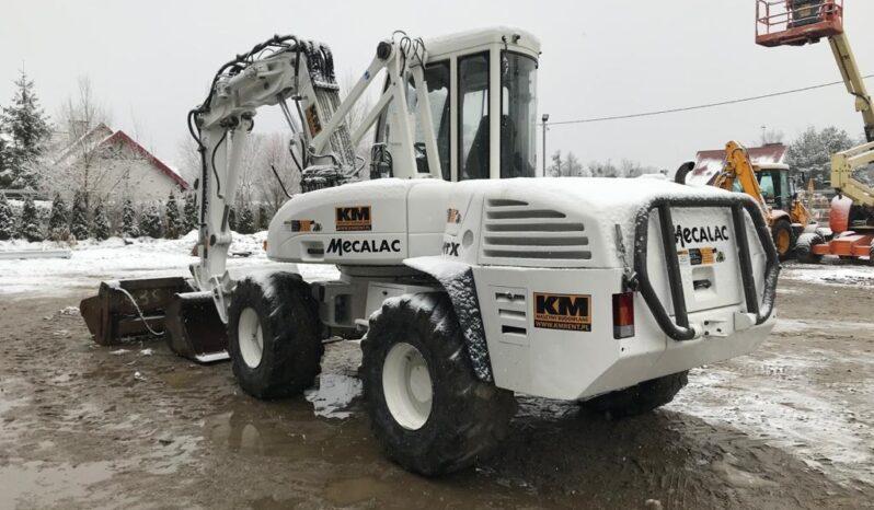 MECALAC 12MTX KOPARKO-ŁADOWARKA full