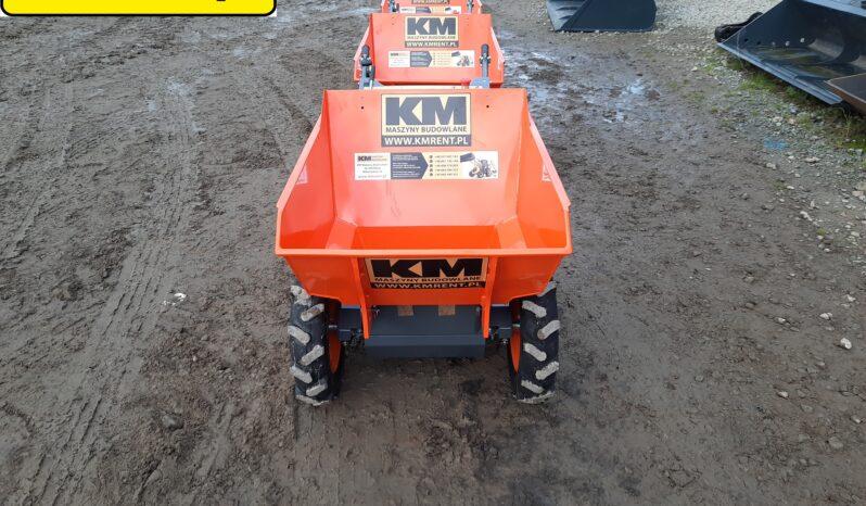MINI DUMPER KT-MD250C WOZIDŁO full