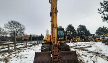JCB JS160LC KOPARKA GĄSIENICOWA full