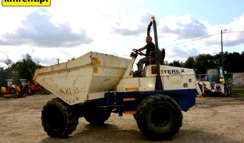 TEREX PT9000 WOZIDŁO full