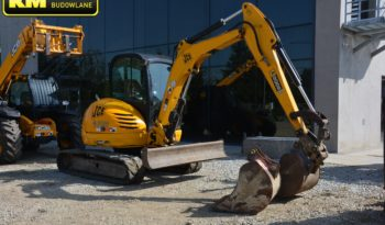 JCB 8055 MINI-KOPARKA full