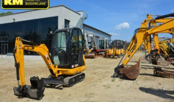 JCB 8016 MINI-KOPARKA full