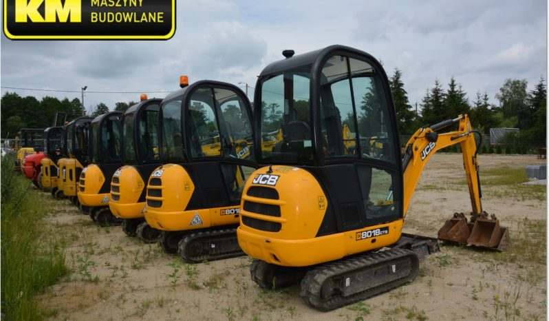 JCB 8014 MINI-KOPARKA full