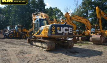 JCB JS210LC KOPARKA GĄSIENICOWA full