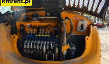 JCB 8050 RTS MINI-KOPARKA full
