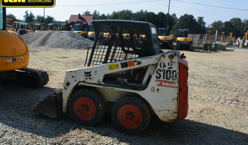 BOBCAT S100 MINI-ŁADOWARKA full