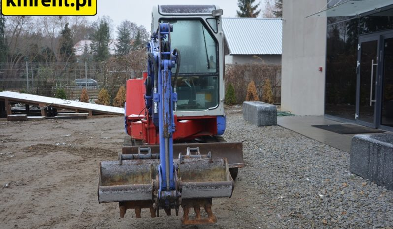 TAKEUCHI TB28FR MINI-KOPARKA full