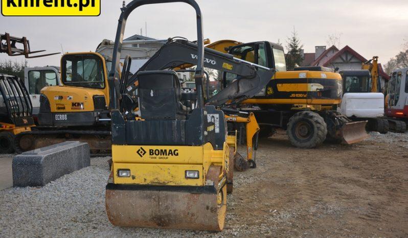BOMAG BM120 WALEC full