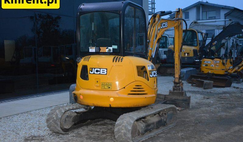 JCB 8035 MINI-KOPARKA full