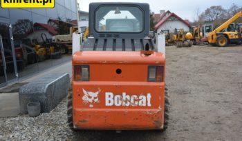 BOBCAT S130 MINI-ŁADOWARKA full