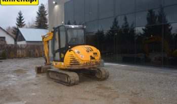 JCB 8052 MINI-KOPARKA full
