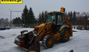 JCB 3CX KOPARKO-ŁADOWARKA full