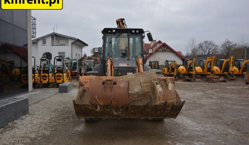 CASE 695ST KOPARKO-ŁADOWARKA full