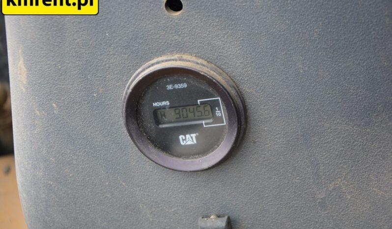 CATERPILLAR 428C KOPARKO-ŁADOWARKA full