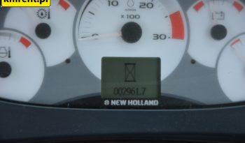 NEW HOLLAND B115B KOPARKO-ŁADOWARKA full