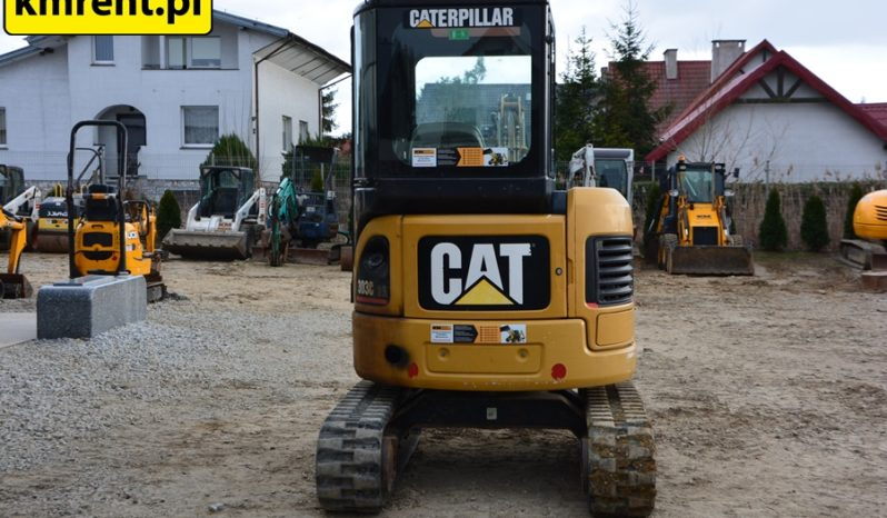 CATERPILLAR 303C MINI-KOPARKA full