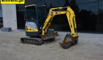 NEW HOLLAND E22 MINI-KOPARKA full