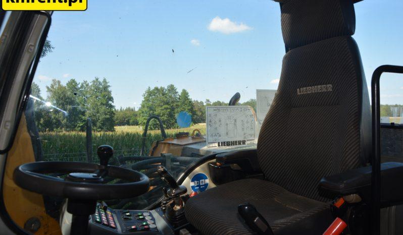 LIEBHERR A311LC KOPARKA KOŁOWA full