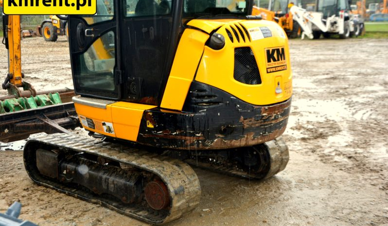 JCB 8026 MINI-KOPARKA full