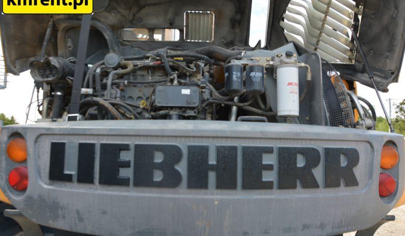 LIEBHERR A309 KOPARKA KOŁOWA full