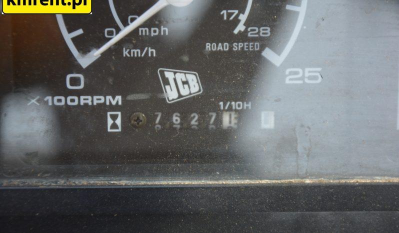 JCB 535-95 ŁADOWARKA TELESKOPOWA full