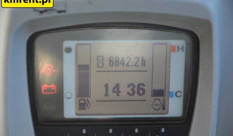 KUBOTA U55-4 MINI-KOPARKA full