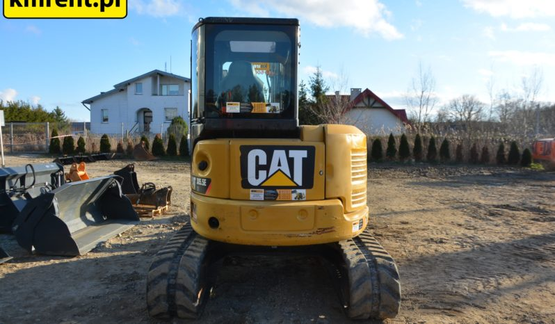 CATERPILLAR 305.5 MINI-KOPARKA full