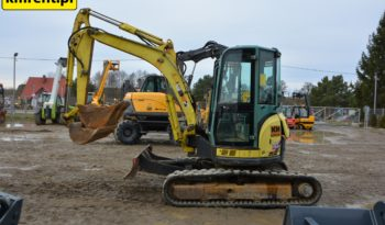 YANMAR VIO50-U  MINI-KOPARKA full