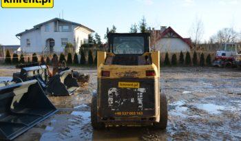 CATERPILLAR 216 MINI-ŁADOWARKA full
