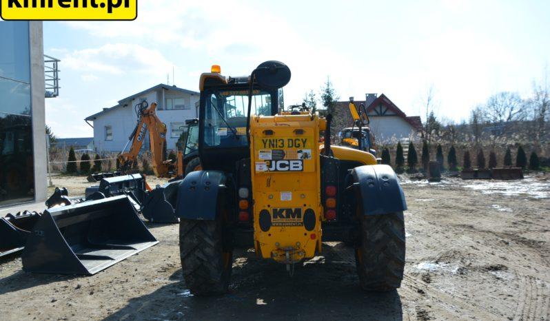 JCB 533-105 ŁADOWARKA TELESKOPOWA full