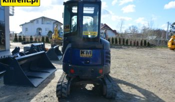 HITACHI ZX22U-2 CLR MINI KOPARKA full