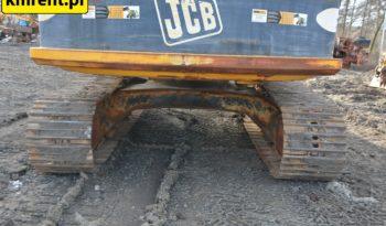 JCB JS220LC HARWESTER Z GŁOWICĄ ŚCINKOWĄ   KOPARKA GĄSIENICOWA full