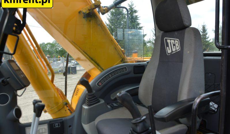 JCB JS210 KOPARKA GĄSIENICOWA full