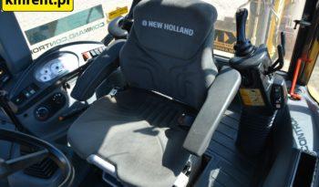 NEW HOLLAND LB110-4PS KOPARKO-ŁADOWARKA full
