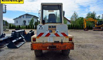 SCHAEFF SKL821  ŁADOWARKA KOŁOWA full