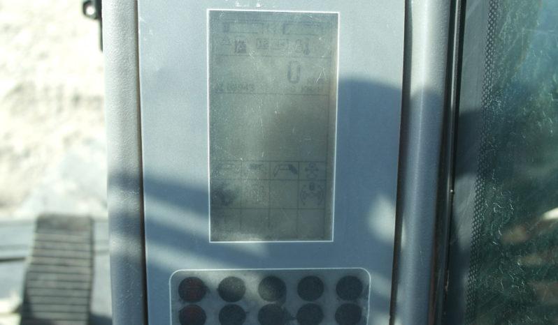 MECALAC 714 MW KOPARKA KOŁOWA full